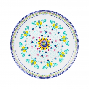 Dian Sastrowardoyo Series – Dinner Plate Royal Blue