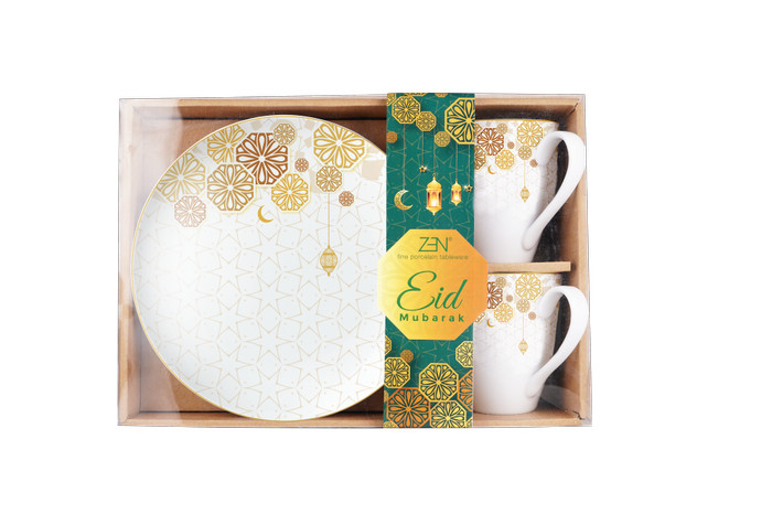 Lebaran Hampers Series Eid Mubarak Zen Tableware Official Store