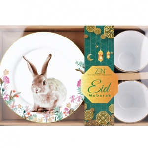 Lebaran Hampers Series – Floral Spring Bunny B