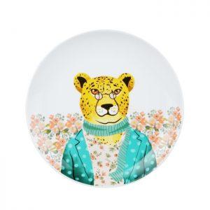 Animal Spring Series – Salad Plate Tiger