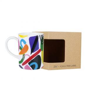 Zen X Calla The Label Series 2 – Mug Kaai Deff