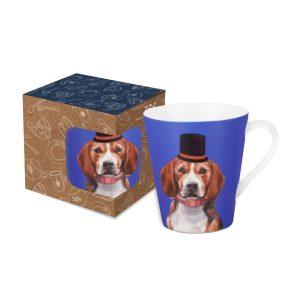 Cute Glamorous Pet Series – Mug Genius Beagle
