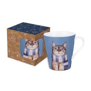 Cute Glamorous Pet Series – Mug Sociable Cat