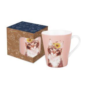 Cute Glamorous Pet Series – Mug Lovable Cat